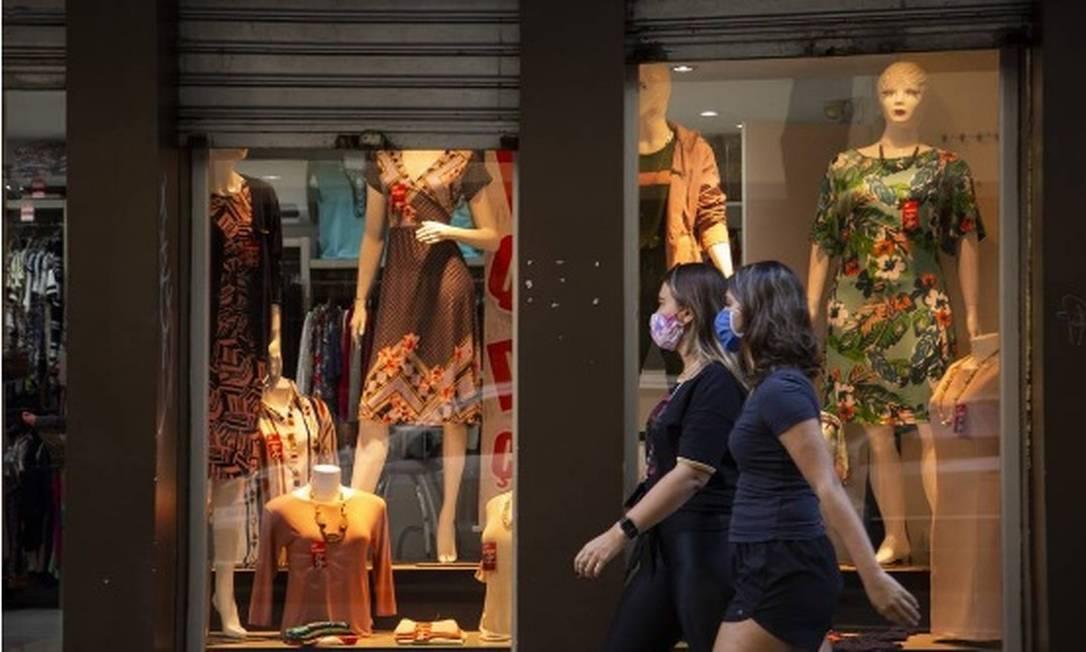 Economistas já veem um ambiente de estagflação no país Foto: Gabriel Monteiro/Agência O Globo