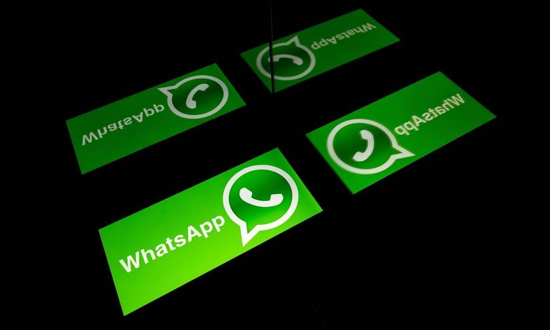 O WhatsApp gerou polêmica com mudança na política de privacidade Foto: LIONEL BONAVENTURE / AFP