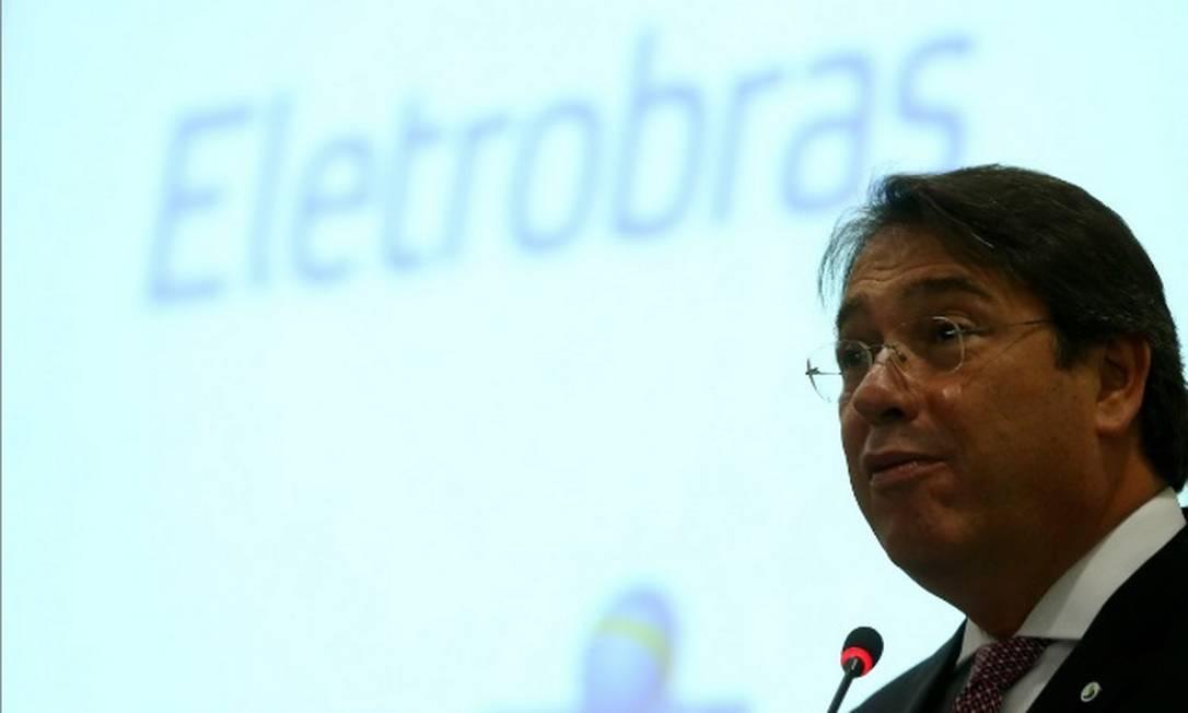 Wilson Ferreira Júnior assumiu a presidência da Eletrobrás em 2016 Foto: Aílton de Freitas/Agência O Globo
