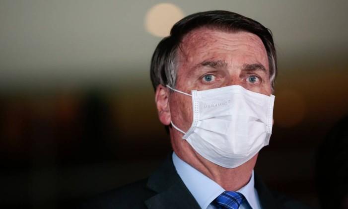 'Ganhar de dois a um é uma vitória', diz Bolsonaro sobre aprovação da PEC Emergencial com alterações Foto: AFP