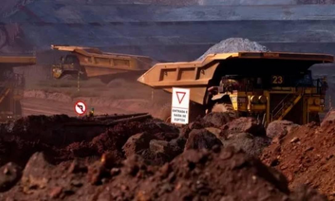 Após resultado de cerca de R$ 30 bilhões no primeiro trimestre, Vale afirma avaliar fazer uma cisão da operação de metais básicos, como cobre e níquel Foto: Dado Galdieri/Bloomberg