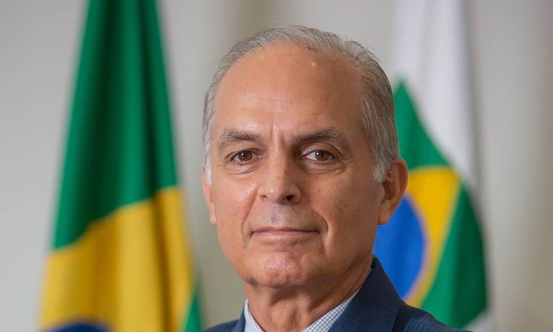 Diretor-geral da ANP,Rodolfo Henrique de Saboia, diz que o mercado de combustíveis precisa melhorar Foto: Rafael Wallace / Divulgação