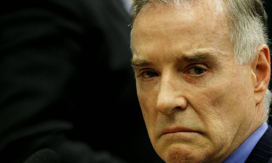 Empresário Eike Batista é condenado a 11 anos por crime contra o mercado financeiro Foto: Jorge William / Agência O Globo