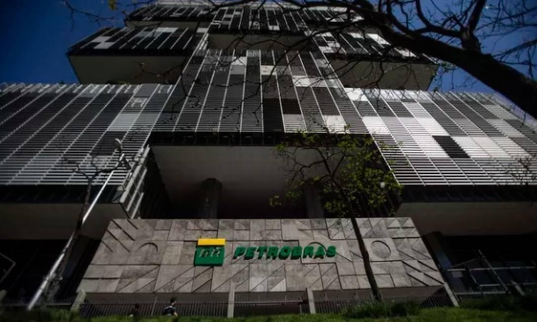 Sede da Petrobras, no Centro do Rio Foto: Arquivo/Agência O Globo