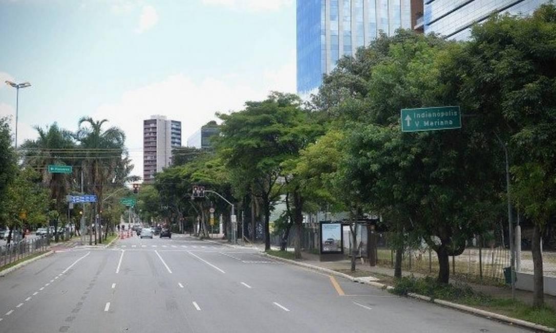 São Paulo tem feito a cobrança do IPTU em atraso aos bancos e às incoporadoras Foto: Marco Ankosqui / Agência O Globo
