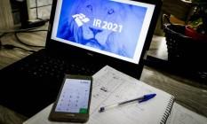 IR 2021: Senado aprova prorrogação de entrega até 31 de julho Foto: FotoArena/Agência O Globo