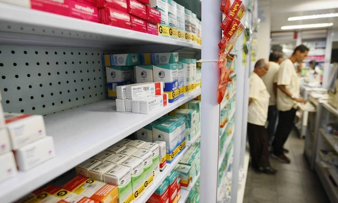 Supremo decide pela quebra de patentes de remédios Foto: Gustavo Azeredo / Agência O Globo