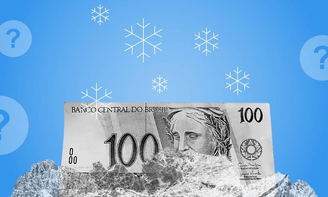 Servidores também terão salários congelados em caso de calamidade pública Foto: .