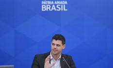 Bruno Funchal, secretário do Tesouro Nacional Foto Foto: Edu Andrade / Ministério da Economia