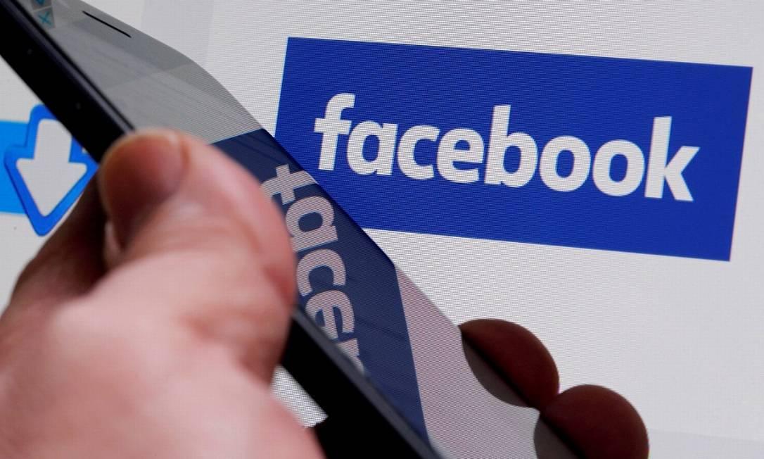 Apple x Facebook: em lados opostos sobre privacidade Foto: Regis Duvignau / Reuters