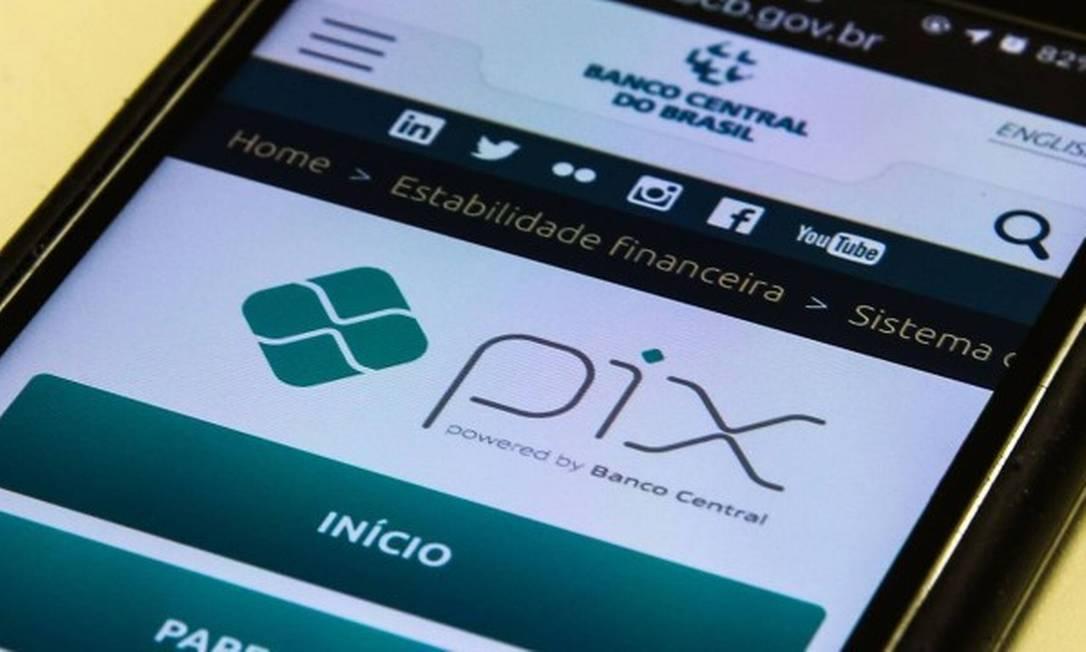 Usuários poderão alterar limite para Pix a partir de hoje Foto: Reprodução