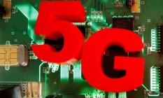 Brasil fará leilão de 5G em novembro Foto: Arquivo/Agência O Globo