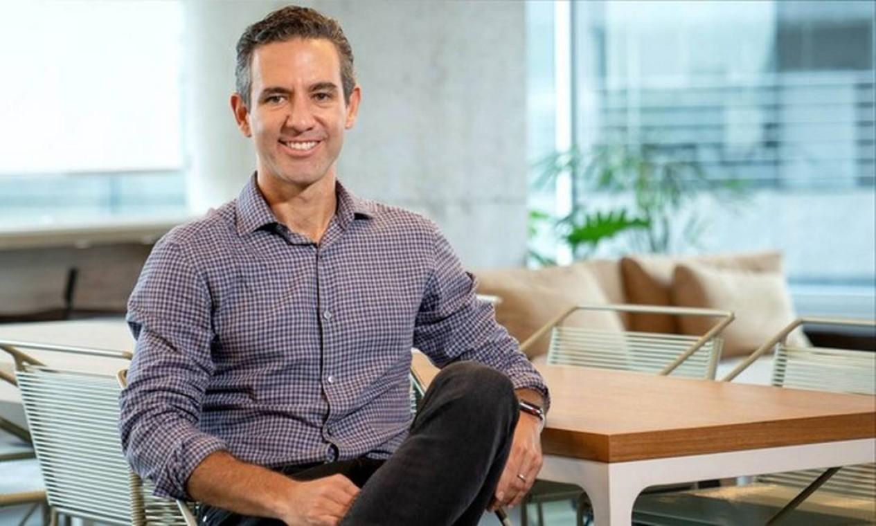 David Vélez estreia na lista da Forbes Idade: 39 anos Patrimônio: R$ 29,12 bilhões Origem da Fortuna: Cofundador do Nubank Foto: . / Reprodução