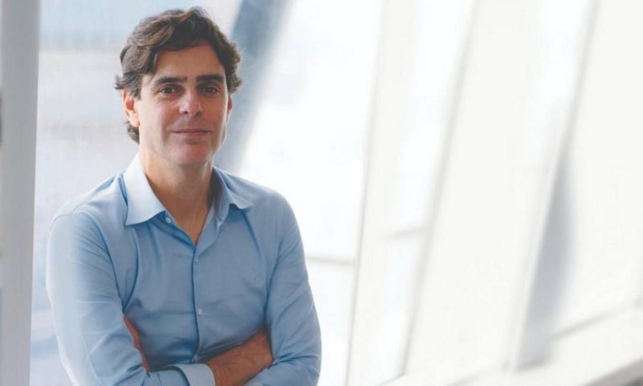 Guilherme Benchimol também entrou para a lista neste ano Idade: 44 anos Patrimônio: R$ 14,56 bilhões Origem da fortuna: XP Foto: Reprodução