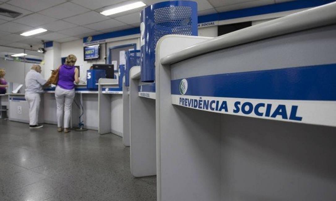 O INSS solicitou à Dataprev o levantamento e o reprocessamento dos requerimentos indeferidos indevidamente Foto: Agência O Globo