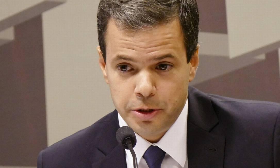 Modelo de concessão incentivou 'agressividade' de vencedores do leilão de aeroportos, diz presidente da Anac Foto: Agência O Globo