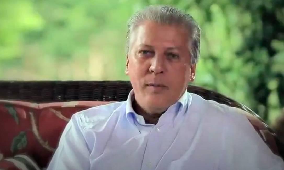 José Carlos Grubisich, ex-presidente da Braskem SA, se confessou culpado em um esquema de suborno de US$ 250 milhões Foto: Reprodução
