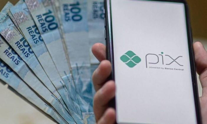 Pix vai devolver dinheiro em casos de fraudes Foto: Eduardo Valente / Agência O Globo