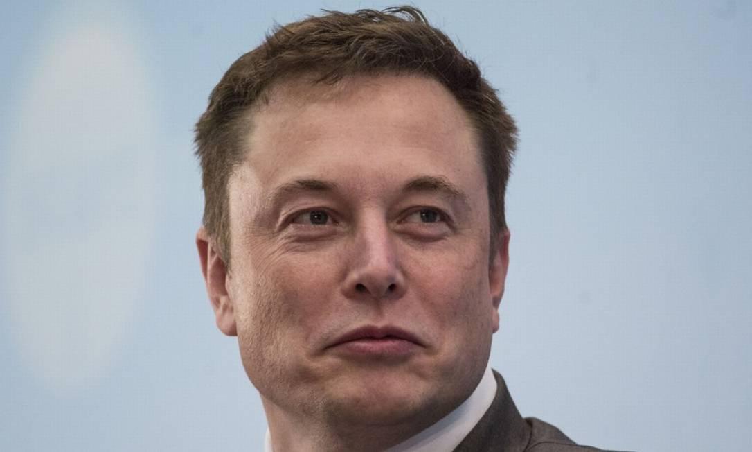 Elon Musk Foto: Bloomberg