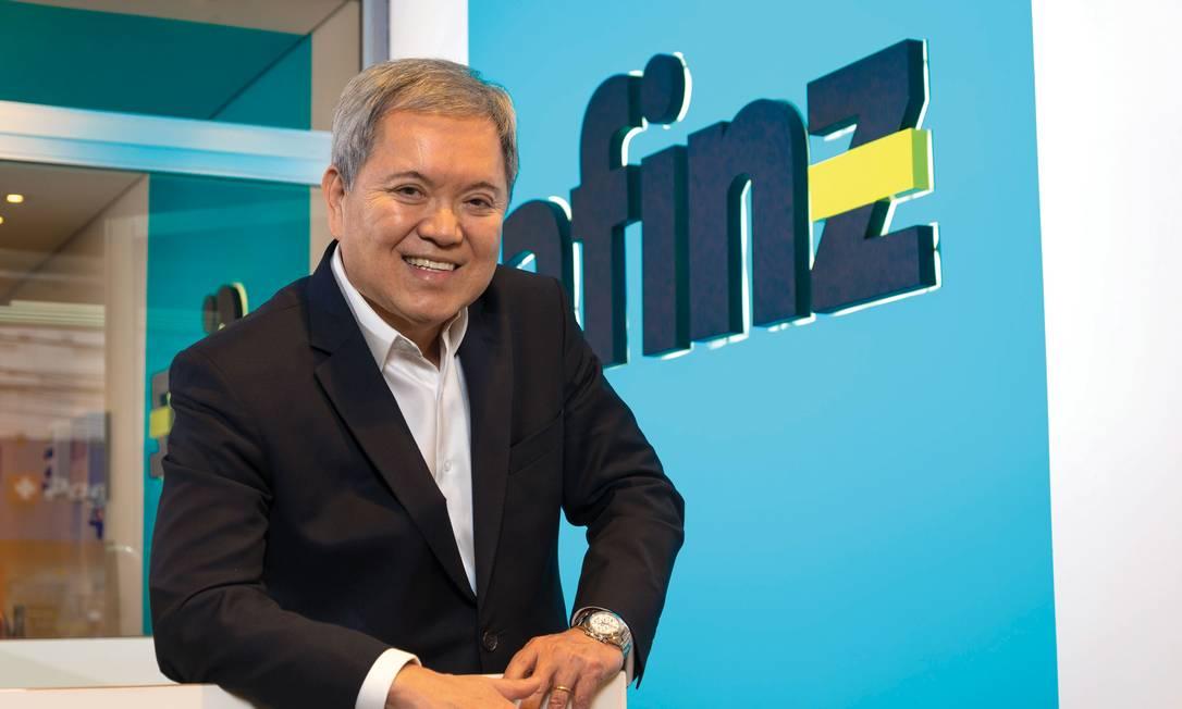 Claudio Yamaguti, presidente do Grupo Afinz Foto: Divulgação