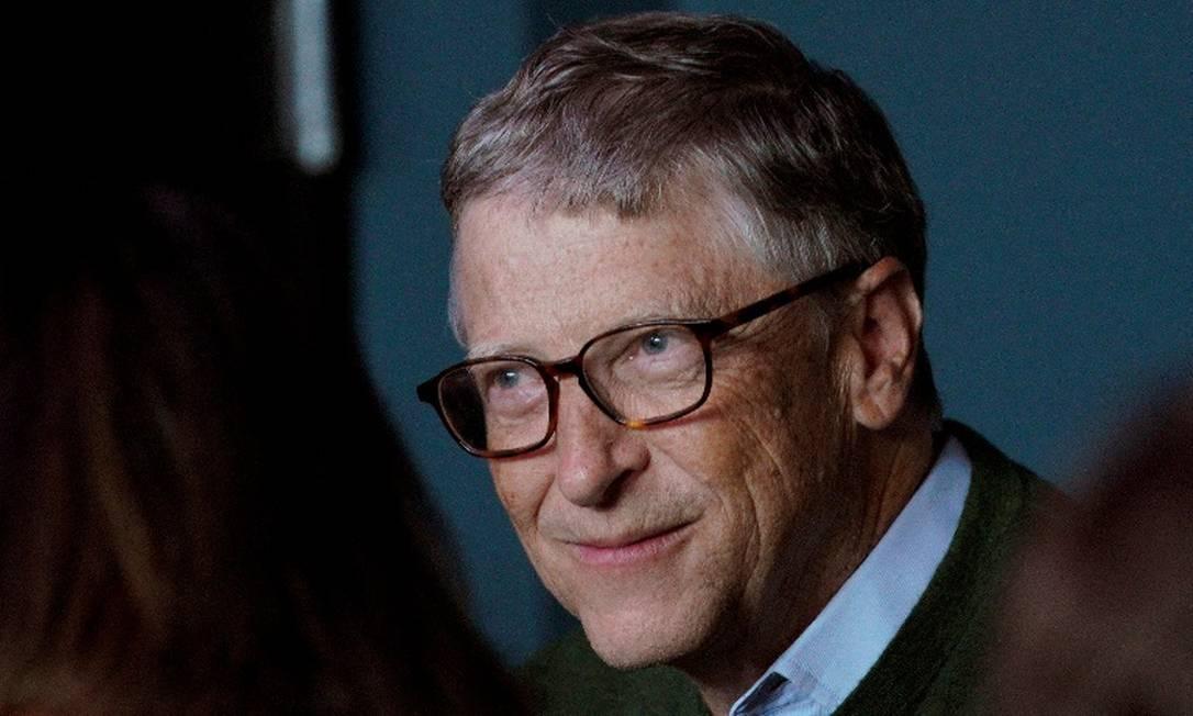 Bill Gates teria saído do conselho da Microsoft, após acusações de se envolver com uma engenheira da empresa Foto: Arquivo