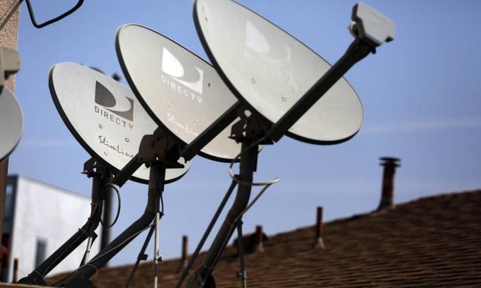 Em fevereiro deste ano, AT&T vende ações da DirecTV Foto: Jonathan Alcorn / Reuters