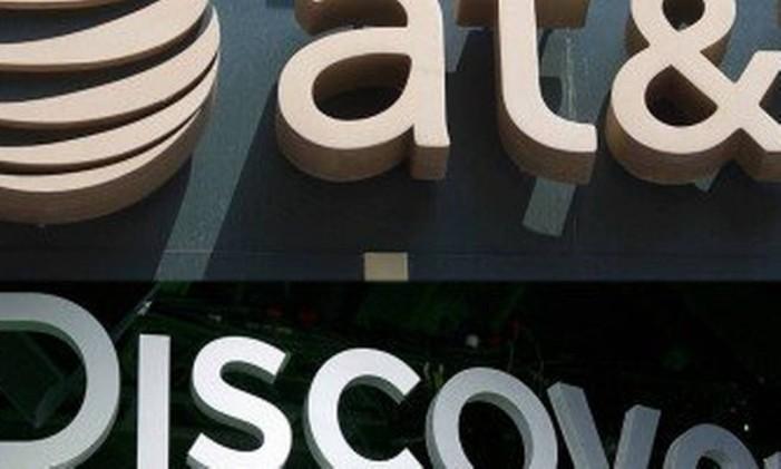 AT&T separa seus ativos de mídia e decide uní-los ao Discovery Foto: Bloomberg