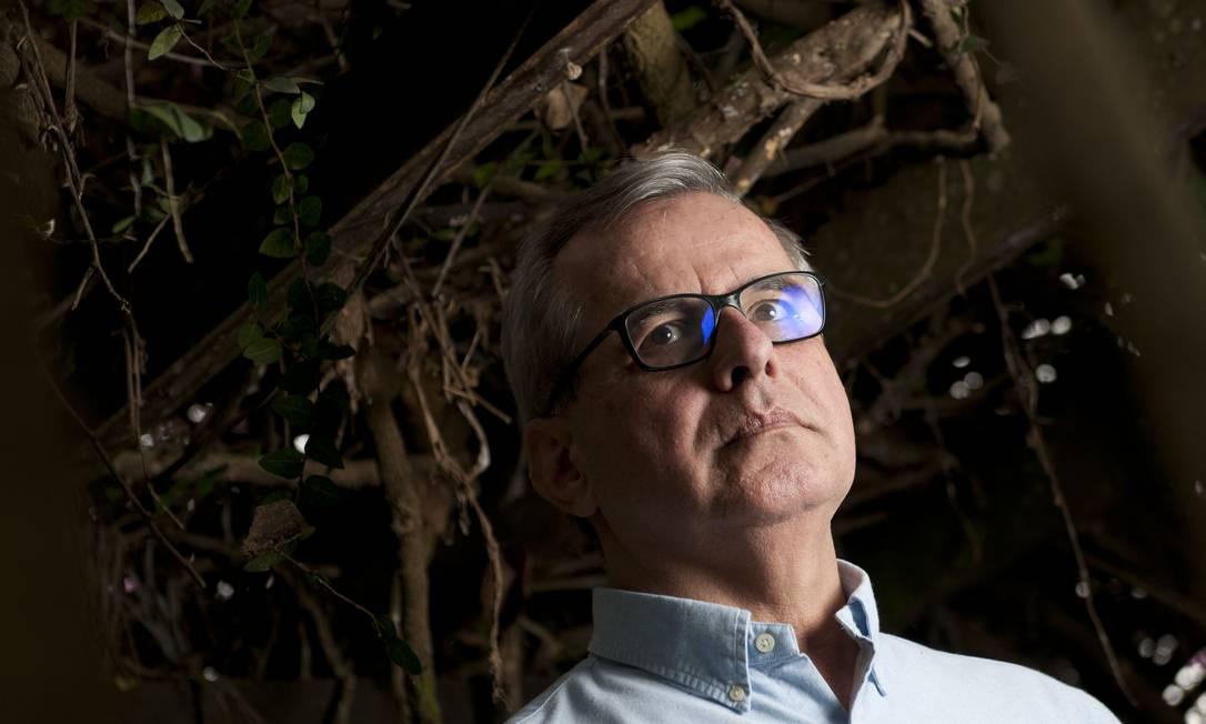 Antonio Carlos Sanches , presidente da SuperVia, diz que empresa chegou ao limite Foto: Silvia Costanti / Agência O Globo