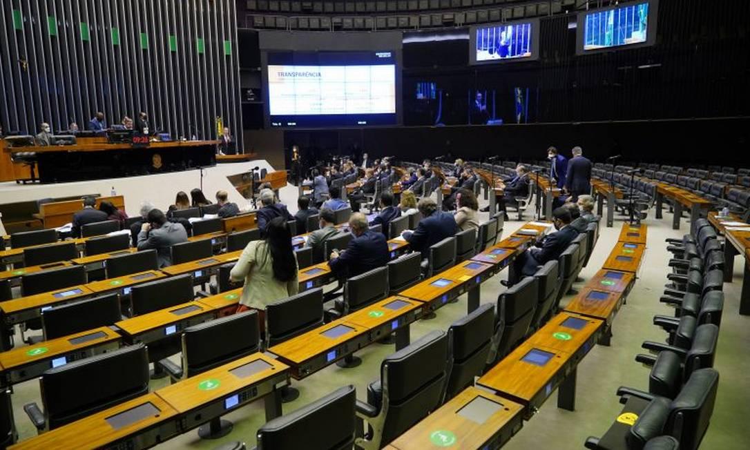Câmara aprova texto-base de MP sobre cancelamento de eventos na pandemia Foto: Agêncis Câmara