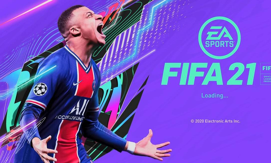 Game 'Fifa 2021', da Electronic Arts Foto: Reprodução