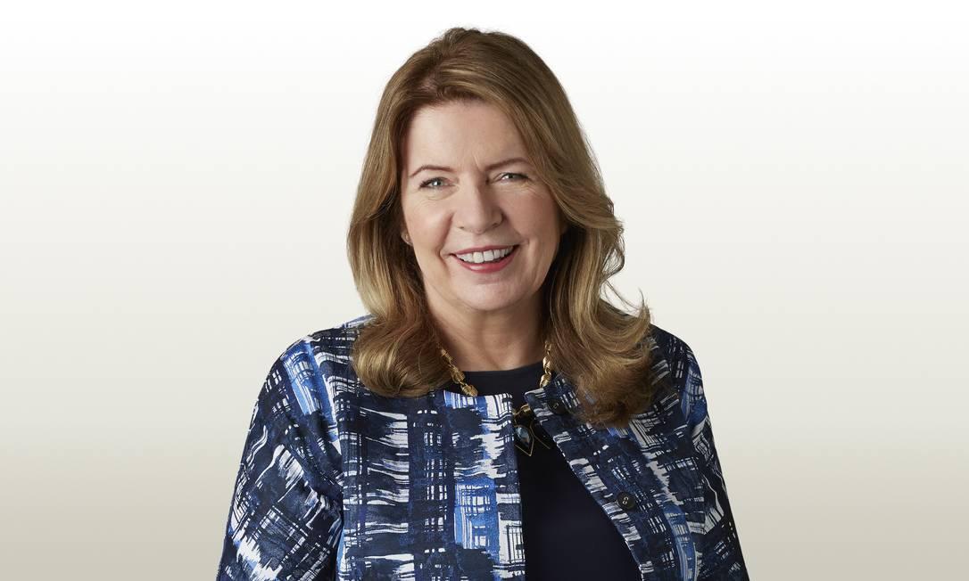 Anita Frew, de 63 anos, assumirá a presidência do Conselho da Rolls-Royce Foto: Reprodução