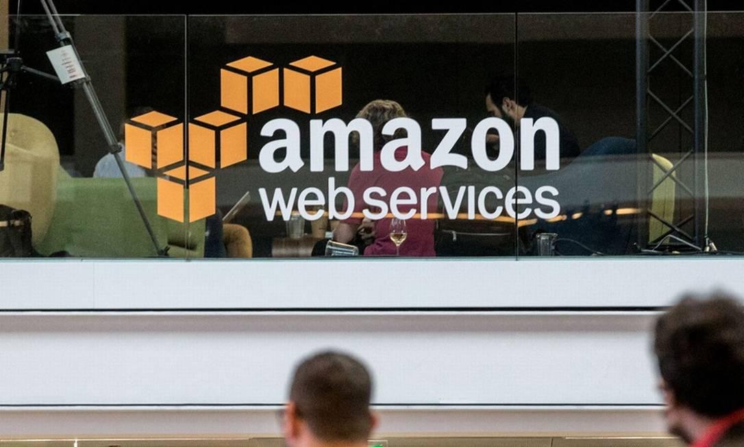 Site da Amazon tem instabilidade por problemas em sistema de domínios na internet Foto: Bloomberg