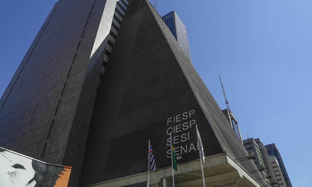 Sede da Fieso,em São Paulo Foto: Reprodução