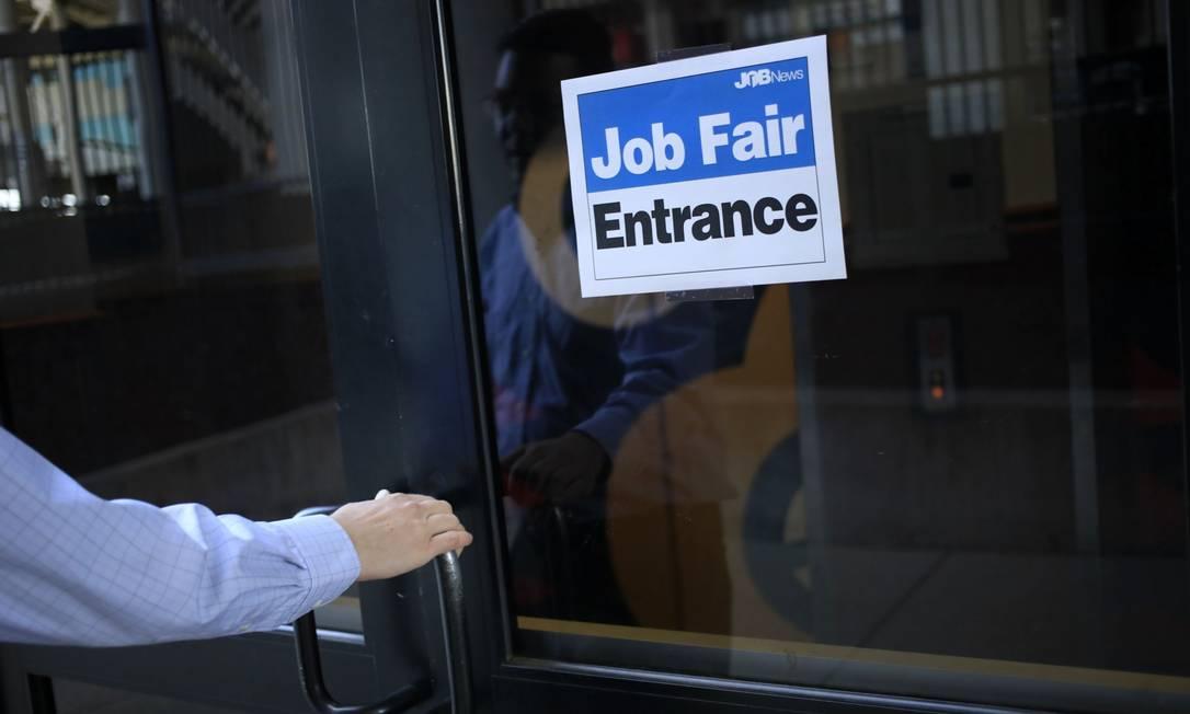 Covid-19 Empurrou 22 milhões para fora do mercado de trabalho nas principais economias, diz OCDE mundiais Foto: Luke Sharrett / Bloomberg