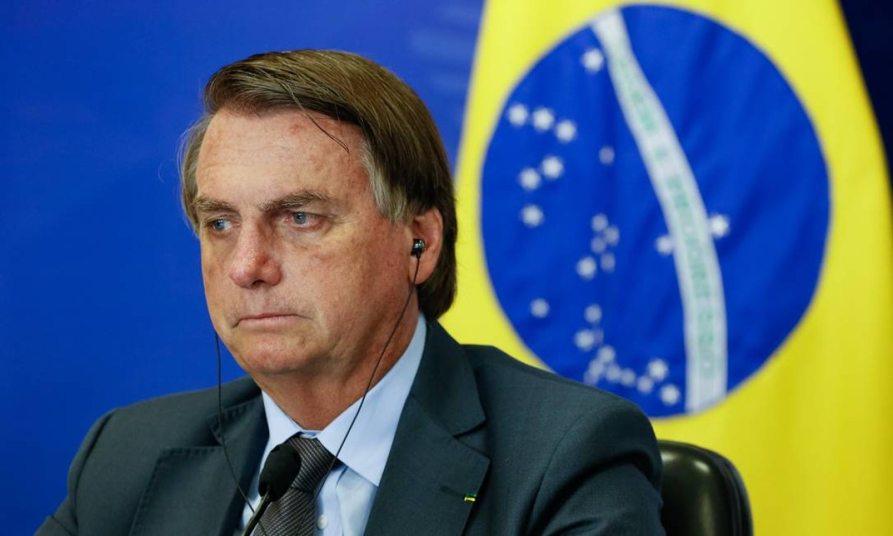 Presidente Jair Bolsonaro assume a presidência do Mercosul, crititica a Argentina e diz que bloco não pode ser 'sinônimo de ineficiência' Foto: Alan Santos / Agência O Globo