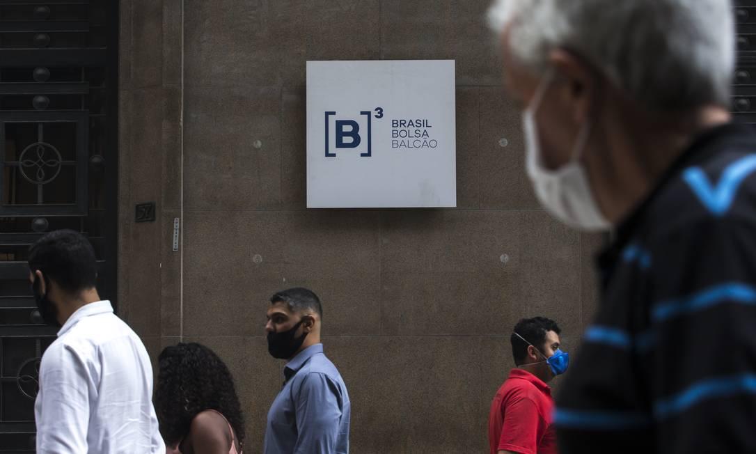 Índice de Sustentabilidade Empresarial exige mais compromissos socioambientais das companhias na Bolsa Foto: Edilson Dantas / Agência O Globo