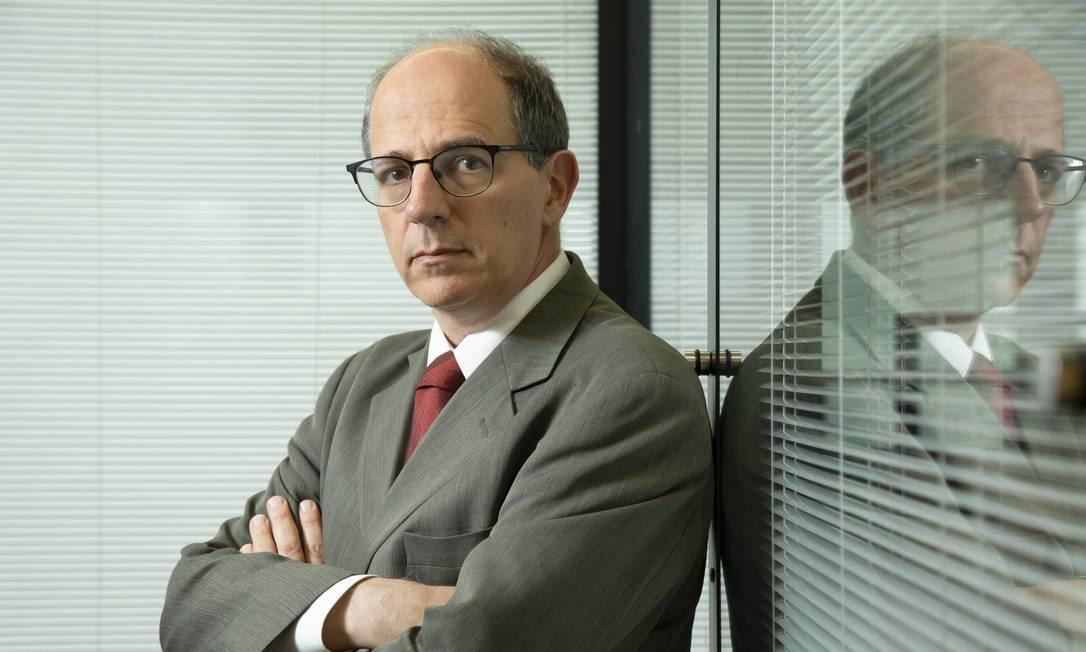 Economista Fabio Giambiagi lança seu 35º livro e diz que teto de gastos não se sustenta Foto: Leo Martins / Agência O Globo
