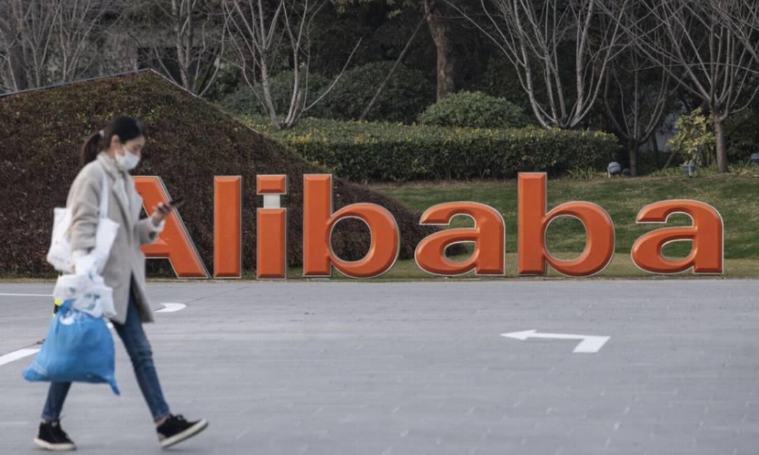 Governo chinês lança campanha de seis meses para combater as atividades ilegais on-line Foto: Bloomberg