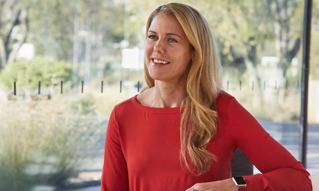 Diretora de marketing da Apple, Esther Hare critica viés de gênero na educação. Foto: Divulgação