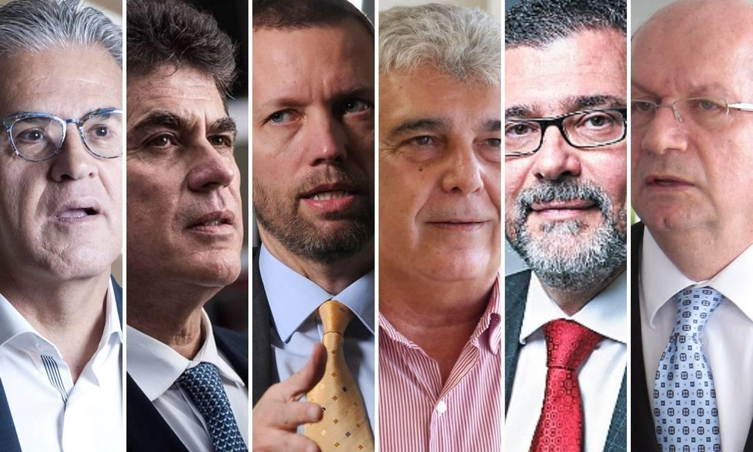 Para empresários, crise institucional afasta retomada da economia: 'Bolsonaro puxou demais a corda' Foto: Montagem Agência O Globo