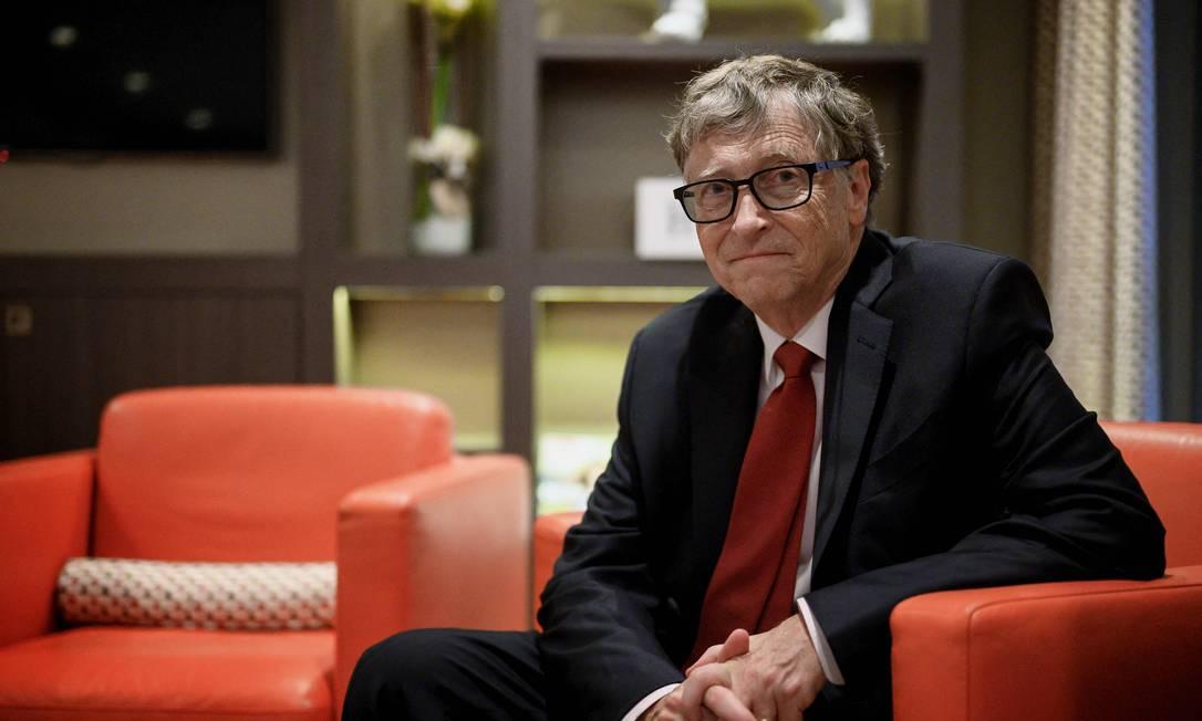 Fundo de investimento do fundador da Microsoft, Bill Gates, chegou a um acordo para adquirir o controle da cadeia de hotéis de luxo Four Seasons Foto: JEFF PACHOUD / AFP