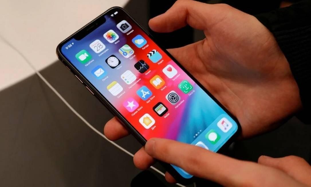 A produção dos modelos do iPhone 13 pode ficar abaixo do esperado devido à crise de abastecimento de semicondutores Foto: Tatyana Makeyeva / Reuters