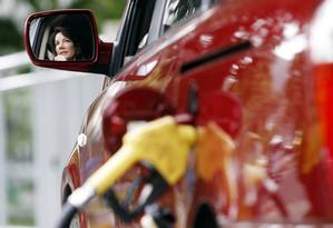 Subcompactos fazem, em média, 13,5 km com um litro de gasolina Foto: Gustavo Miranda / Agência O Globo