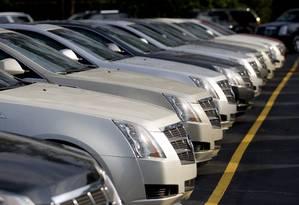 Montadoras argumentam que não faz sentido realizar reparos em veículos não afetados por problemas característicos de determinadas regiões Foto: Jim R. Bounds / Bloomberg