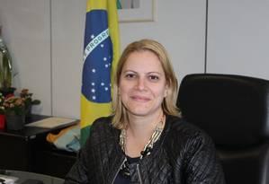 Martha Oliveira, de 39 anos, é pediatra e servidora concursada da agência, desde 2005 Foto: Divulgação/ANS