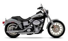 Quase 200 motos Dyna Low Rider passarão por recall Foto: DIVULGAÇÃO