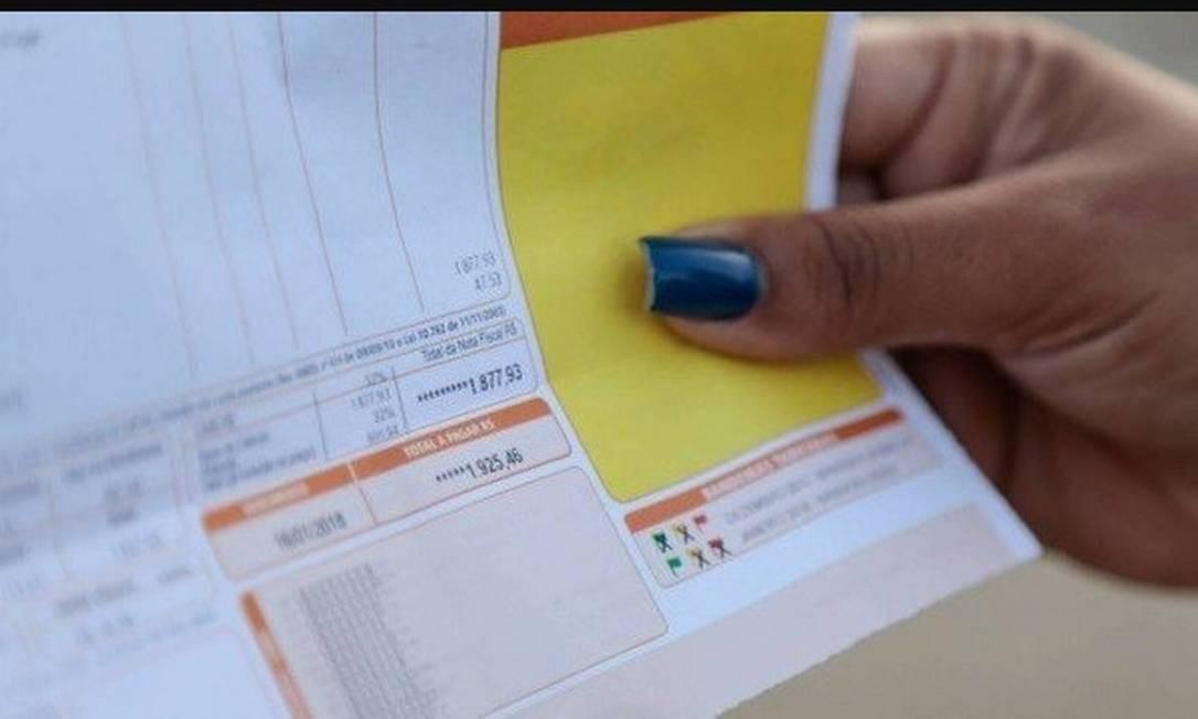 Contas podem ser pagas pela internet e até por telefone Foto: Arquivo