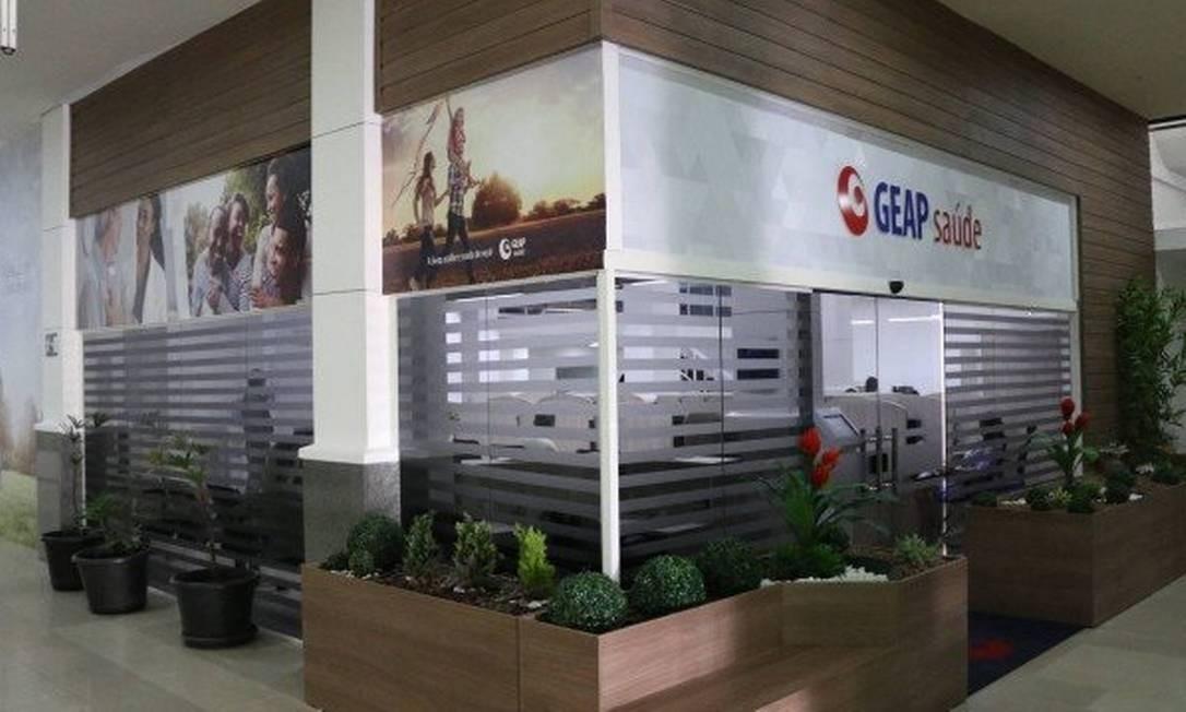 O aumento aplicado pela Geap começou a valer a partir de fevereiro Foto: Reprodução/Facebook