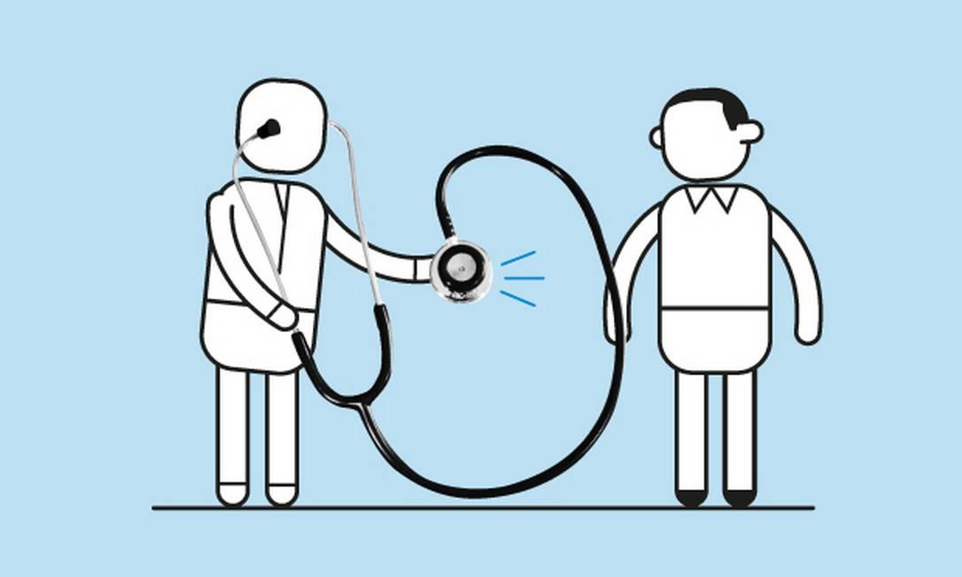 ANS quer que planos de saúde garantam atendimento a inadimplentes Foto: Editoria de Arte
