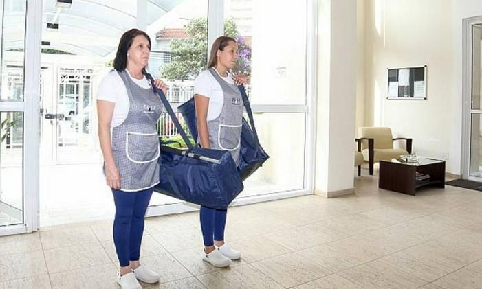 Franquia especializada em limpeza residencial Foto: Divulgação